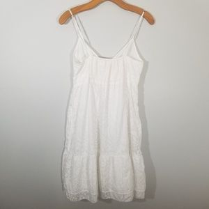 American Eagle Outfitters Dresses - American Eagle white dress size 4